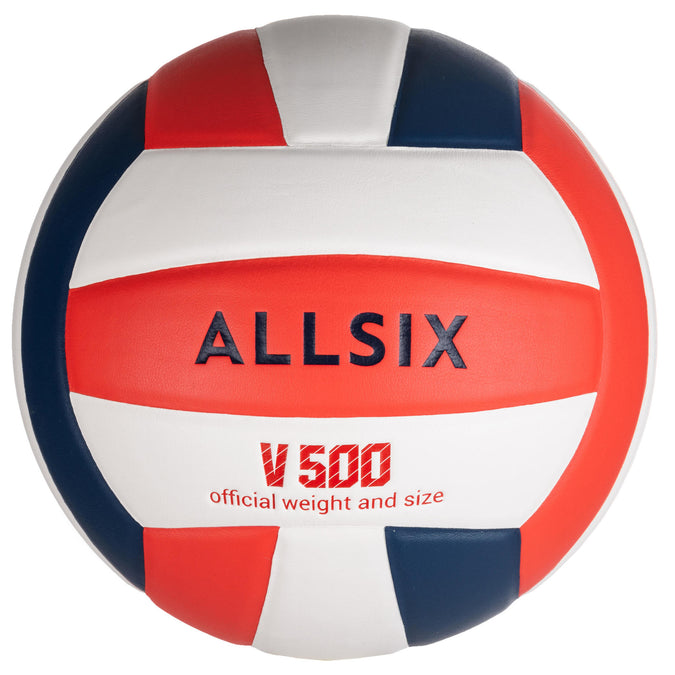 Volleyball V500,red, photo 1 of 6