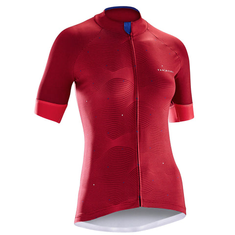 Women's Cycling Jersey Short-Sleeved 900,