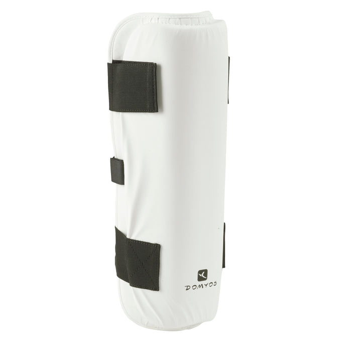 Boxing and Martial Arts PU Shin Guard,white, photo 1 of 2