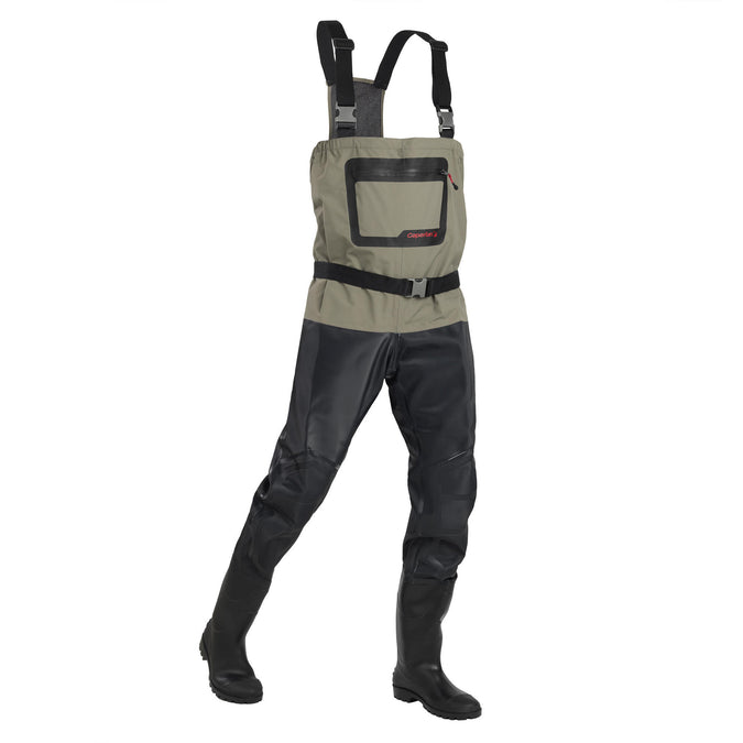 Fishing Waders WDS-5,khaki brown, photo 1 of 10