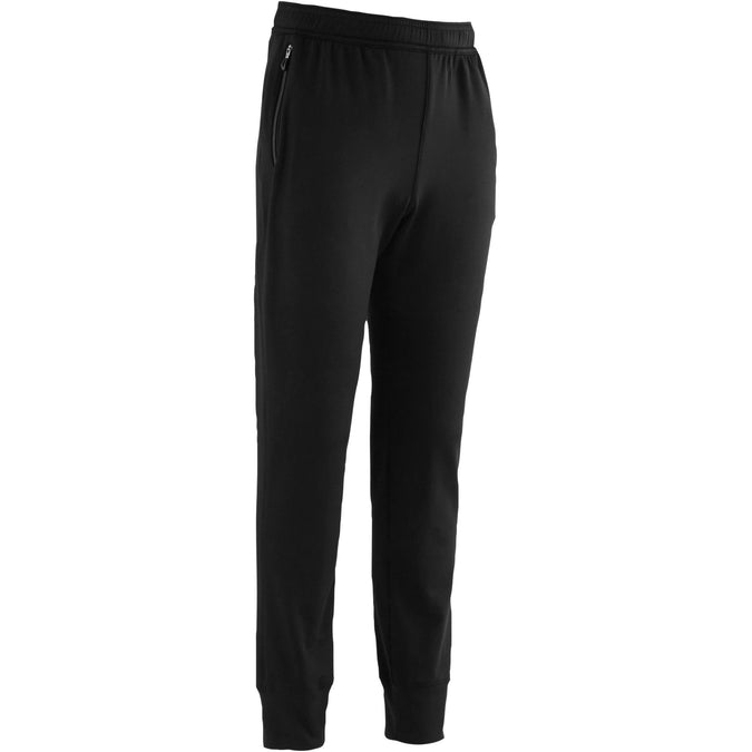 Boys' Gym Bottoms Breathable Synthetic Warm S500, photo 1 of 3