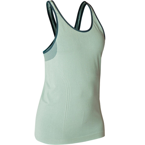 Women's Dynamic Yoga Seamless Tank Top,