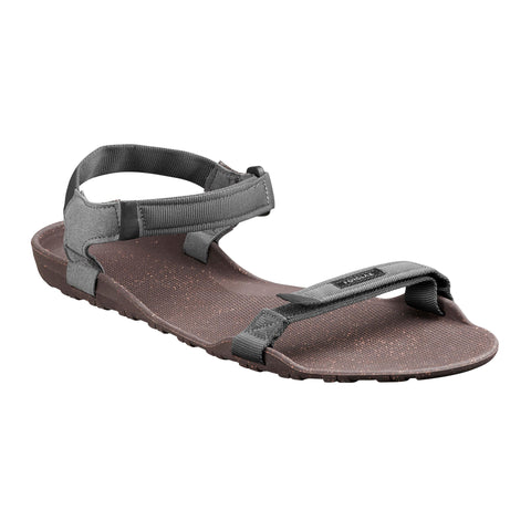 Forclaz Trek 500, Hiking Sandals, Adult,carbon gray