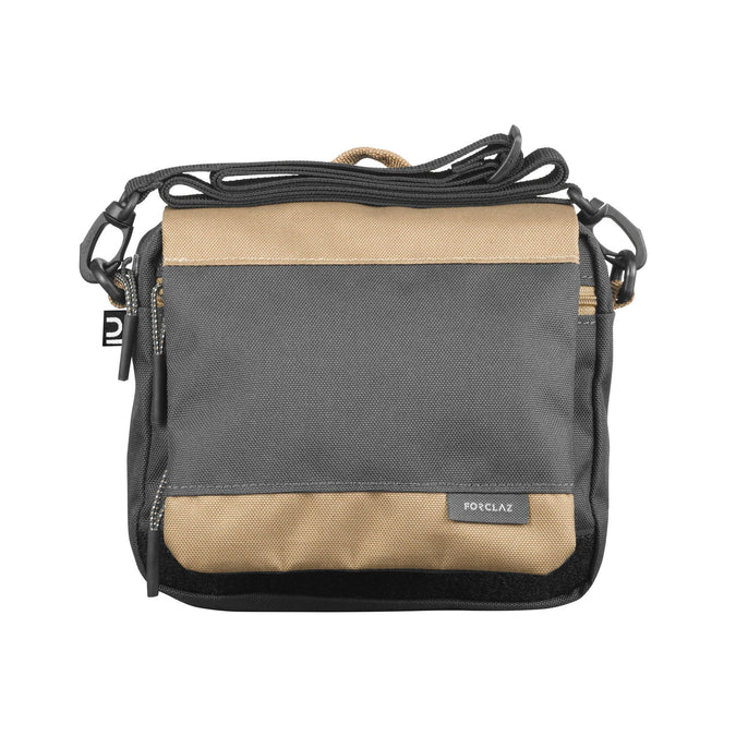 Forclaz, Multipocket Travel Bag,carbon gray, photo 1 of 6