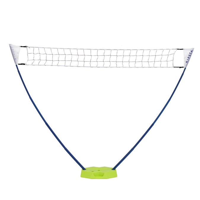 Volleyball and Beach Volleyball Net BV 100,neon lemon lime, photo 1 of 12