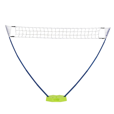 Volleyball and Beach Volleyball Net BV 100,neon lemon lime