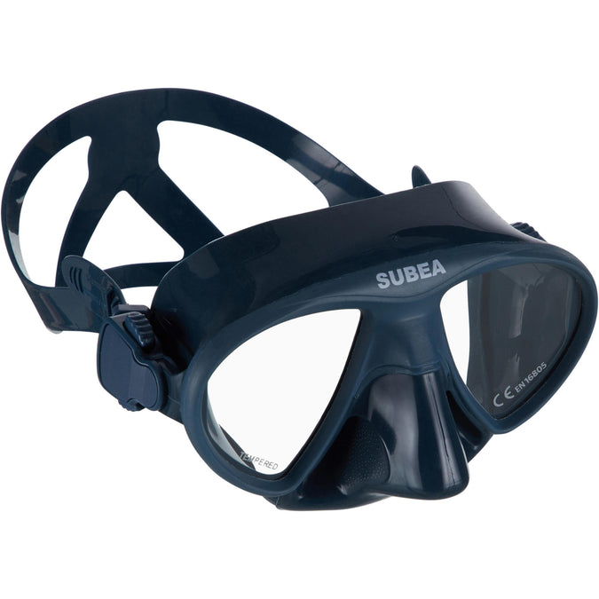 Freediving Mask Small Volume FRD 520,storm gray, photo 1 of 9