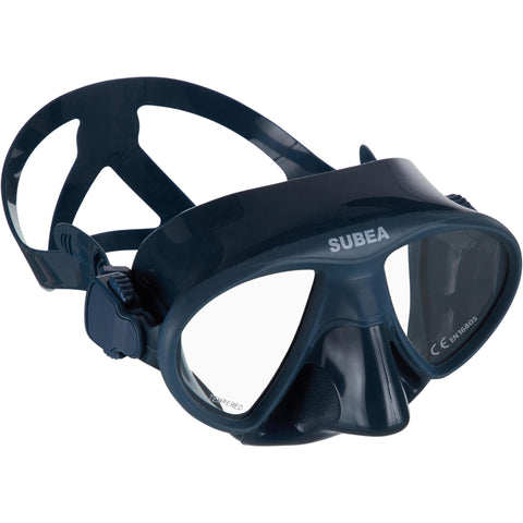 Freediving Mask Small Volume FRD 520,storm gray
