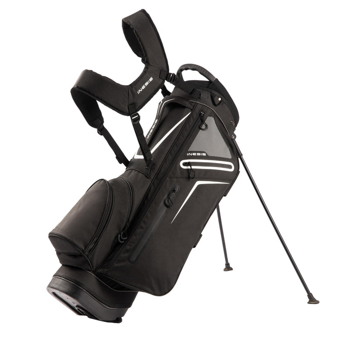 Inesis Light Golf Stand Bag,black, photo 1 of 8