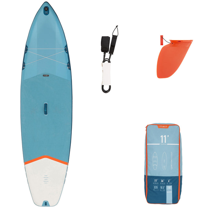 Itiwit X100, Inflatable Stand-Up Paddle Board, 11',blue, photo 1 of 11