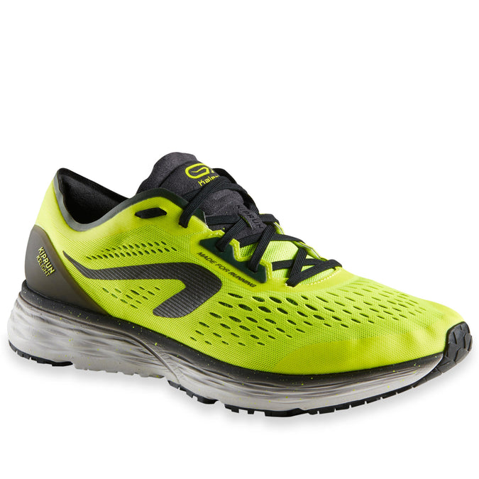 Men's Kiprun KS Light Running Shoes,neon lemon lime, photo 1 of 14