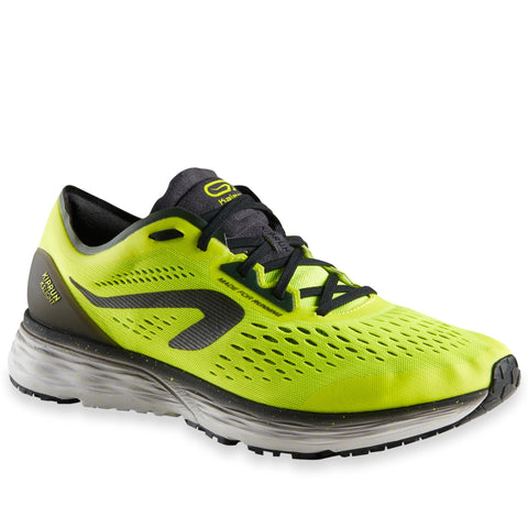 Men's Kiprun KS Light Running Shoes,neon lemon lime