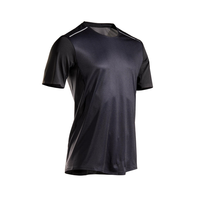 Kiprun Light, Breathable Running T-Shirt, Men's,black, photo 1 of 11