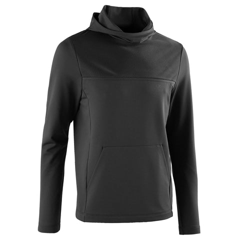 Men's Running T-Shirt Hooded Long-Sleeved Run Dry+,