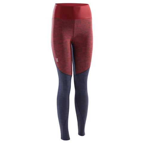 Women's Climbing Leggings,bordeaux