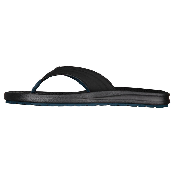 Men's Flip-Flops 500,navy blue, photo 1 of 6