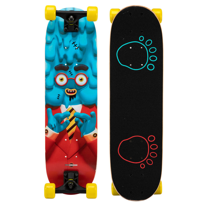 Kids' Skateboard Ages 3 to 7 Play 120 Medusa,base color, photo 1 of 7