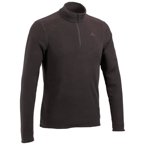 Quechua MH100, Eco-Designed Hiking Fleece, Men's