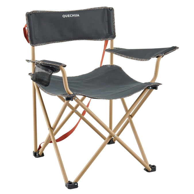 Quechua Large Camping Folding Chair, photo 1 of 9