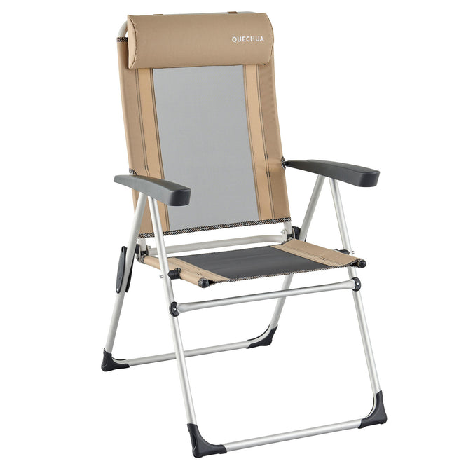 Quechua, Reclinable Folding Camping Armchair, photo 1 of 11