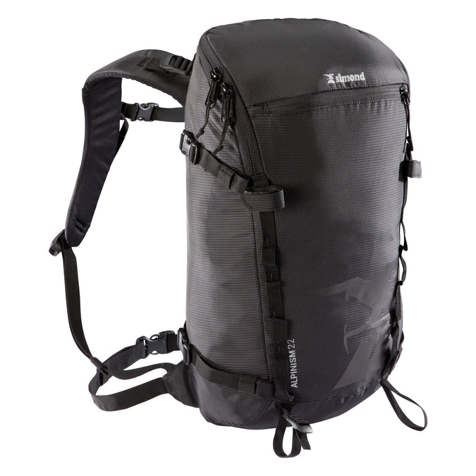 Alpinism 22, Mountaineering 22 L Backpack,black, photo 1 of 15