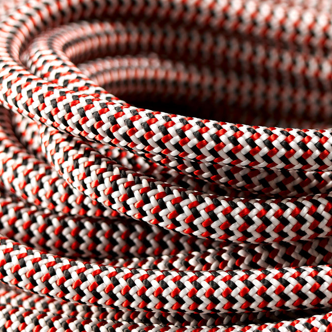 Simond 10 mm x 115' Indoor Climbing Rope,vermilion, photo 1 of 2