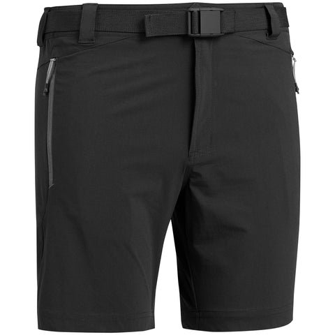 Men's Mountain Walking Short Shorts MH500,black