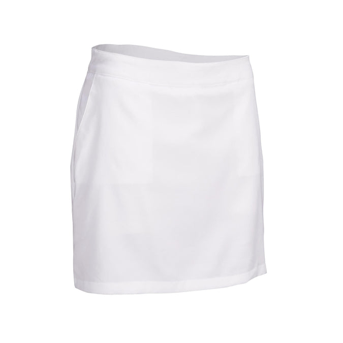 Women's Golf Warm Weather Skorts,white, photo 1 of 5