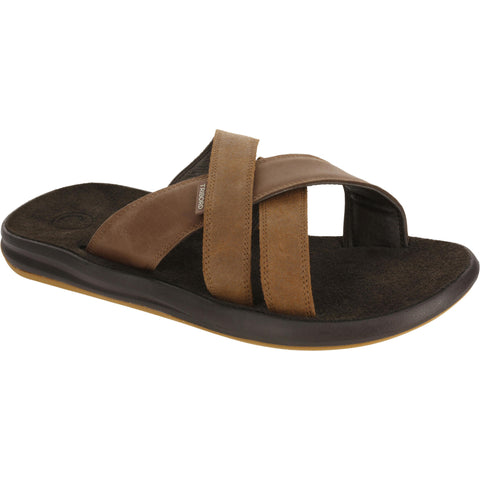 Men's Flip-Flops Leather Slap 950,