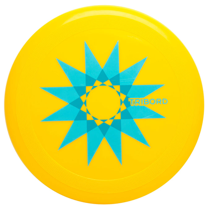 Wind Frisbee D90,sunshine yellow, photo 1 of 3