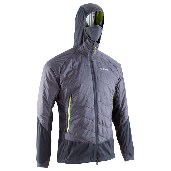 Men's Hybrid Sprint Insulating Jacket,charcoal gray, photo 1 of 11