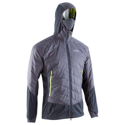Men's Hybrid Sprint Insulating Jacket,charcoal gray