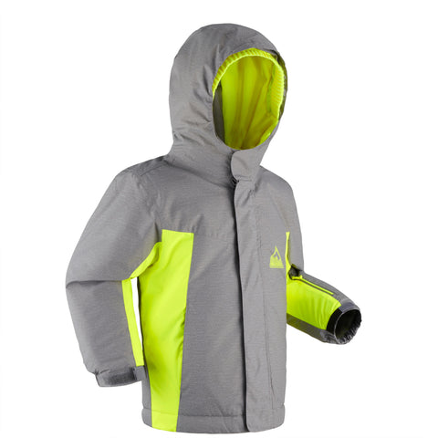 Children's Ski Jacket PNF 500,