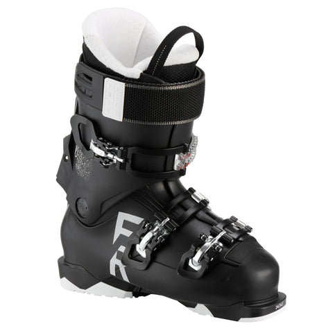 Women's Freeride Ski Boots Wedze Flex 80 FR 100,base color