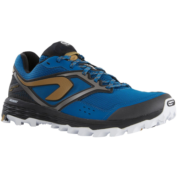 Men's Trail Running Shoes Kiprun XT7,prussian blue, photo 1 of 16