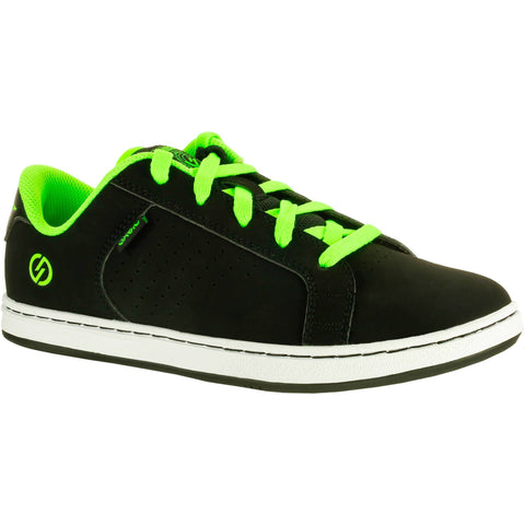 Kids' Skateboarding Shoes Crush Beginner II,black