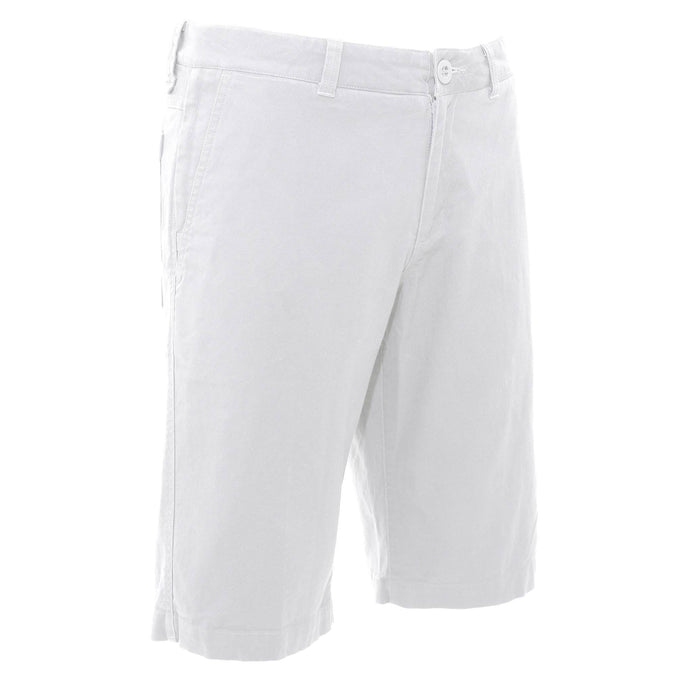 Women's Sailing Bermuda Shorts 100,white, photo 1 of 6