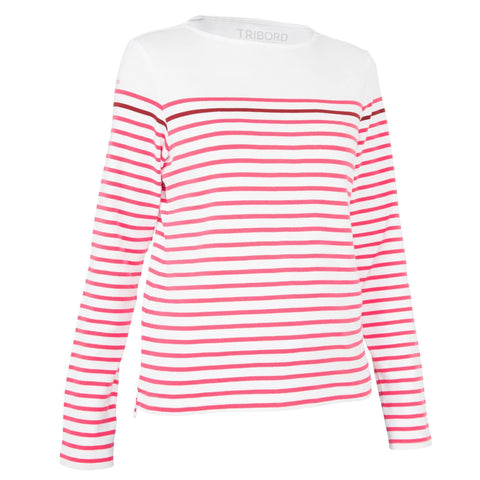 Women's Sailing Long-Sleeve T-Shirt 100,