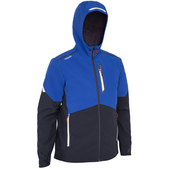 Men's Sailing Softshell Cruise,blue, photo 1 of 11