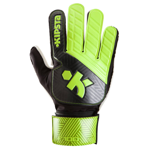 Soccer Goalkeeper Gloves F100,