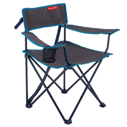 Folding Chair for Camping,navy blue