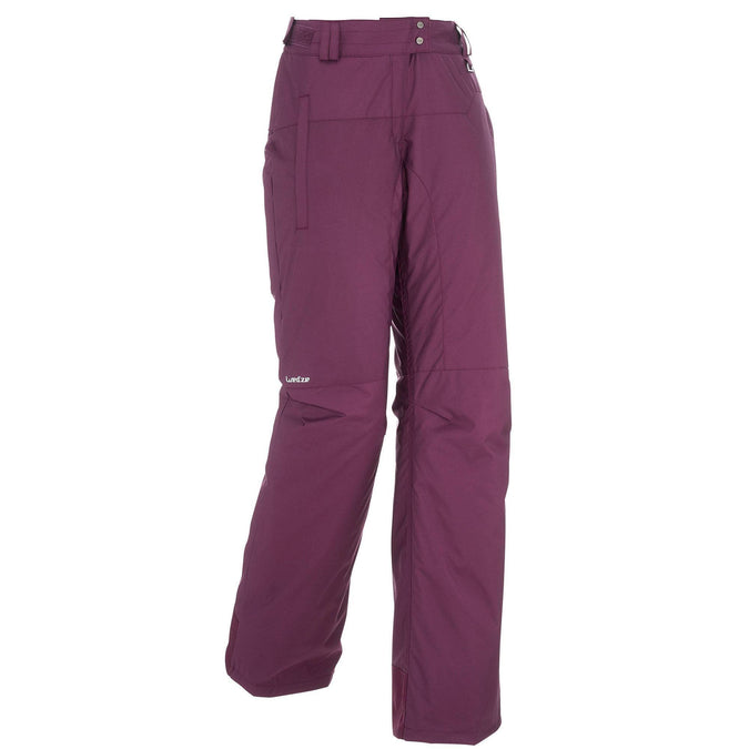 Women's Snowboard and Ski Pants 100,plum, photo 1 of 6