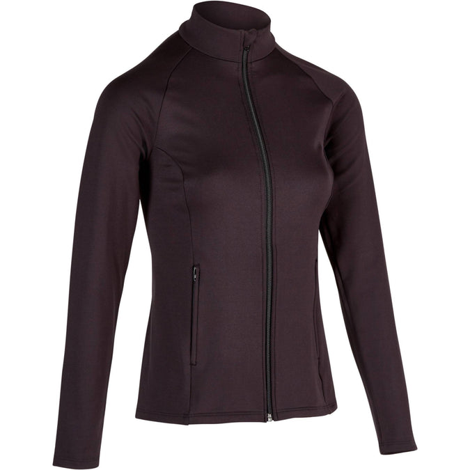 Women's Figure Skating Jacket,black, photo 1 of 8