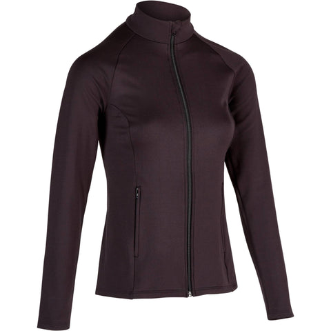 Women's Figure Skating Jacket,black