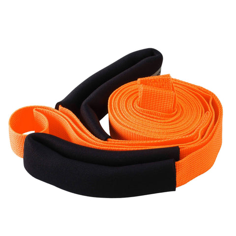 Hunting Game Dragging Cord 330 lb,neon orange