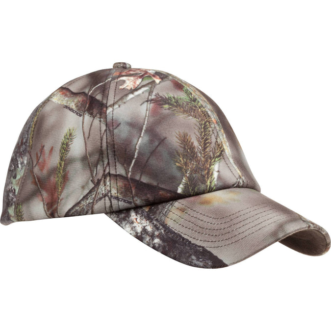 Men's Hunting Warm Cap Actikam,camouflage, photo 1 of 7
