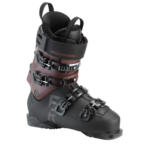Adult Freeride Ski Boots Wed'ze FR 900 Flex 120,base color