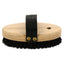 Horse Riding Wooden Backed Soft Face Brush Sentier,