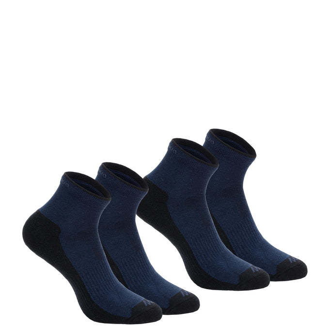 Nature Hiking Socks Mid NH100,dark blue, photo 1 of 6