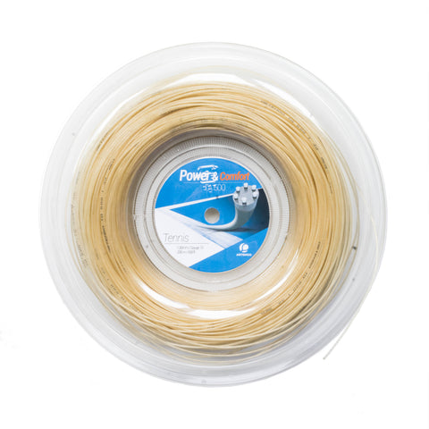 Tennis Multifilament String TA500,yellow